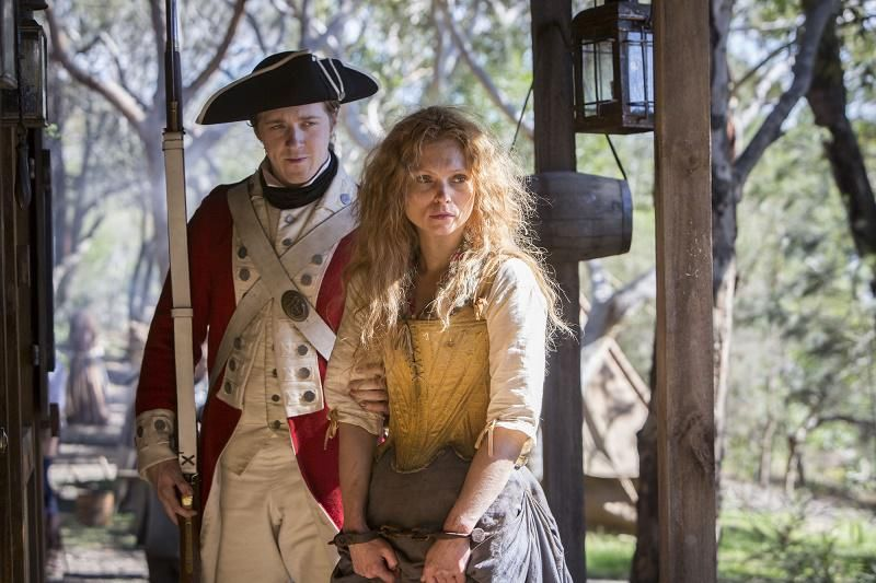 BBC Two, Banished (2015) (With images) | British costume, Bbc two ...