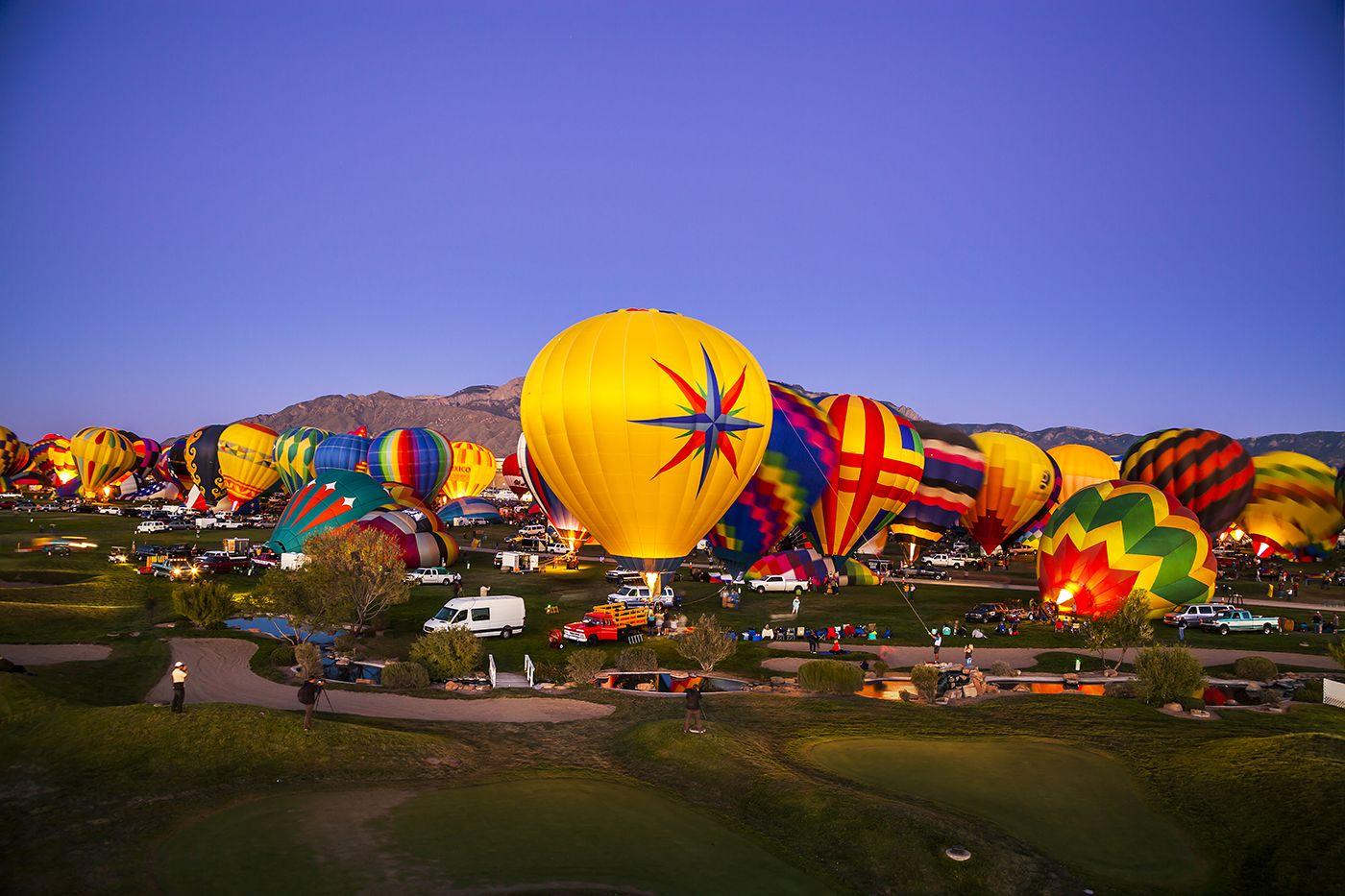 Albuquerque International Balloon Fiesta What to Know