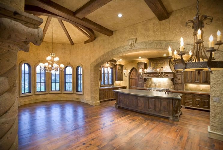 Tuscan Style Homes Interior | www.pixshark.com - Images ...