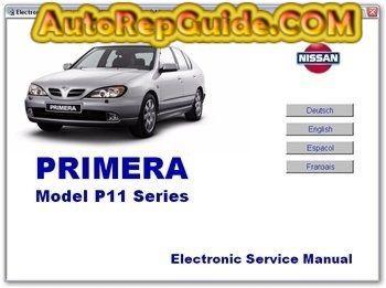 1998 primera p11 service and repair manual