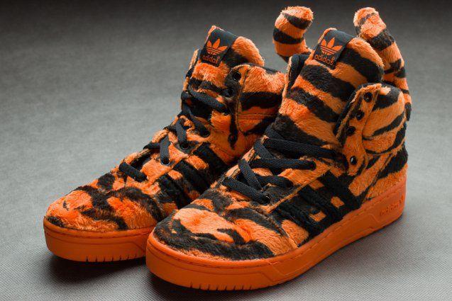 Adidas Buty Jeremy Scott Tiger M29010 R 40 6103837674 Oficjalne Archiwum Allegro Jeremy Scott Adidas Underarmor Sneaker