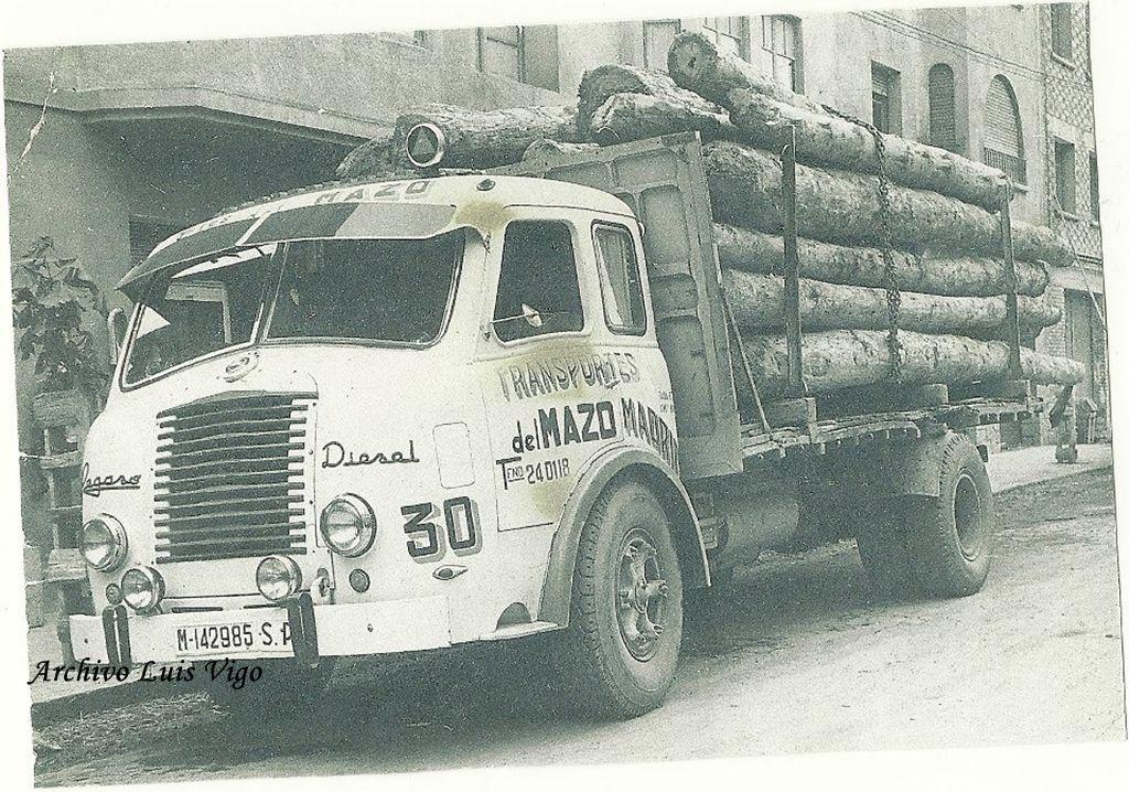 Luis Pueyo Barbastro Jpg 1024 718 Camiones Clásicos Camiones Viejos Coches Clásicos