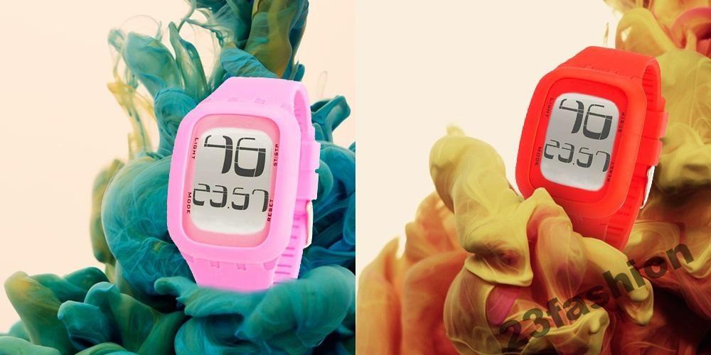 Zegarek Damski Meski Unisex Jelly Dotykowy Ekran 3688737808 Oficjalne Archiwum Allegro Garmin Watch Digital Watch Wearable