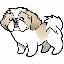 Image Result For Shih Tzu Drawings Cute Dog Drawing Cartoon