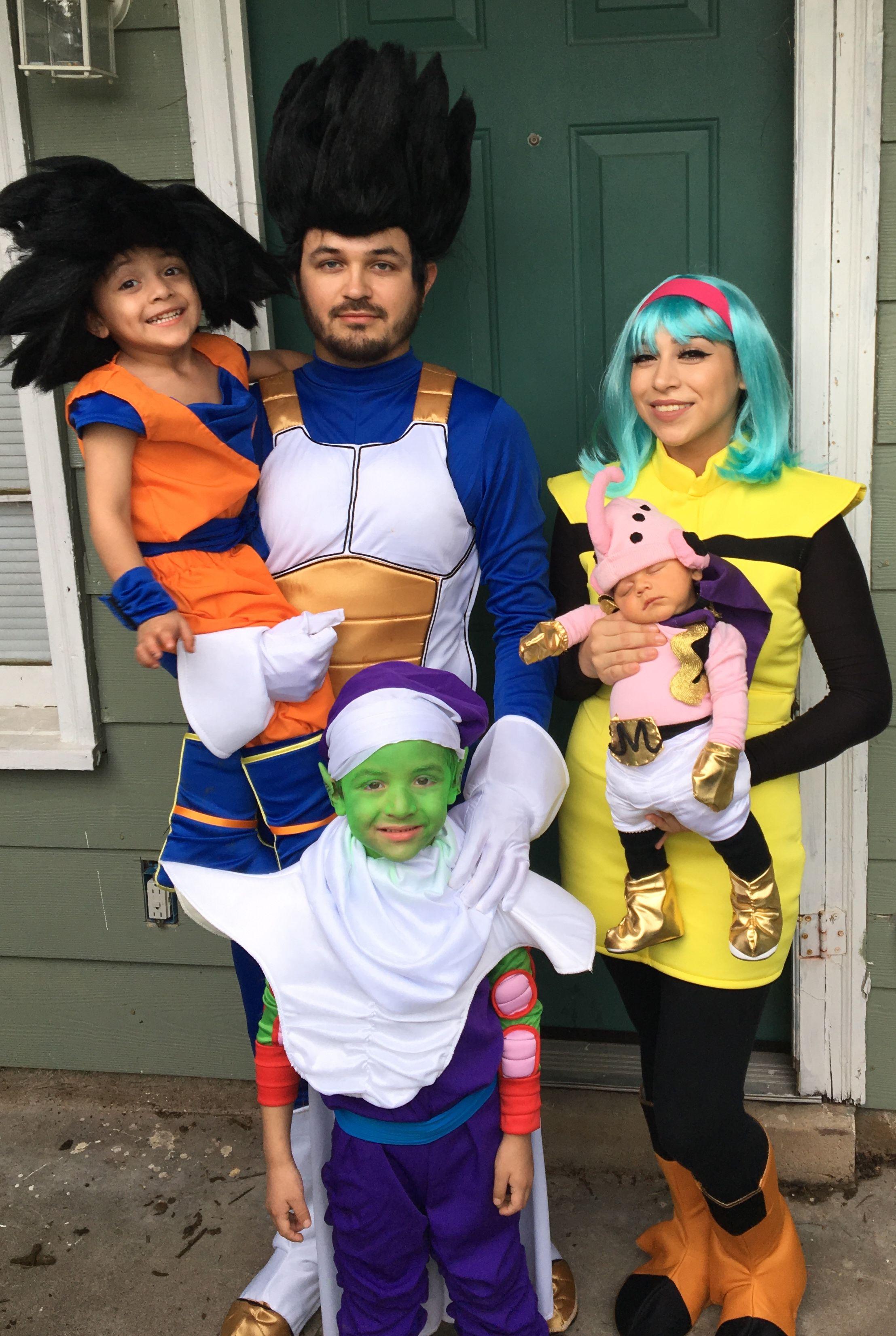 costume z Dragon ball girl