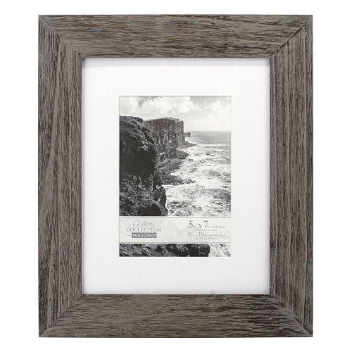 Malden Gallery Matted Frame Frame Picture Frames Gallery
