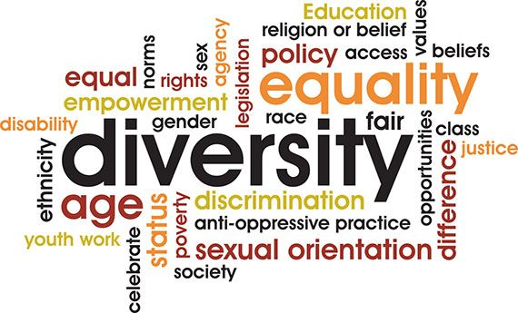 Pib Law Strongly Believes That Diversity Encourages And Strengthens A Collegial Environment In Which Individua Equality And Diversity Diversity Quotes Equality