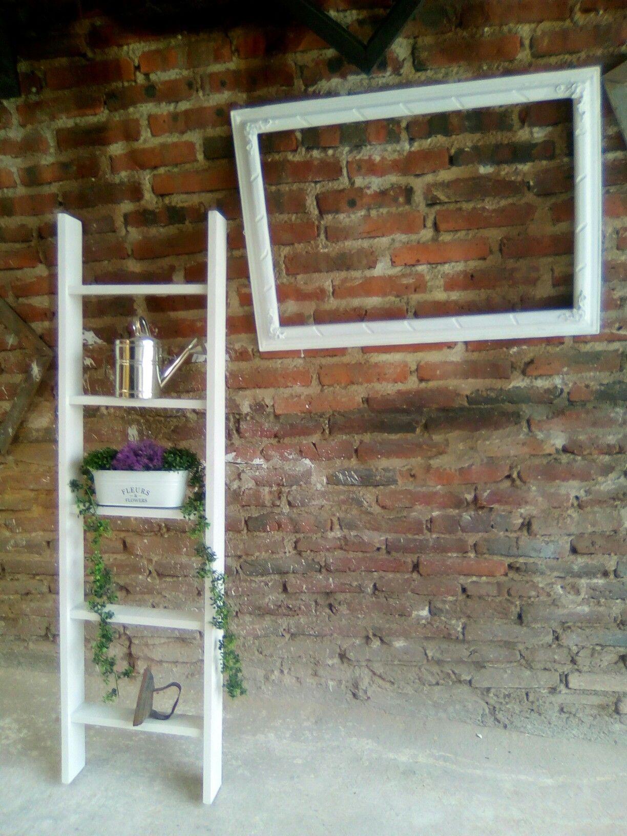 Frida decó escalera estante repisa marco tipo vintage | vintage ...