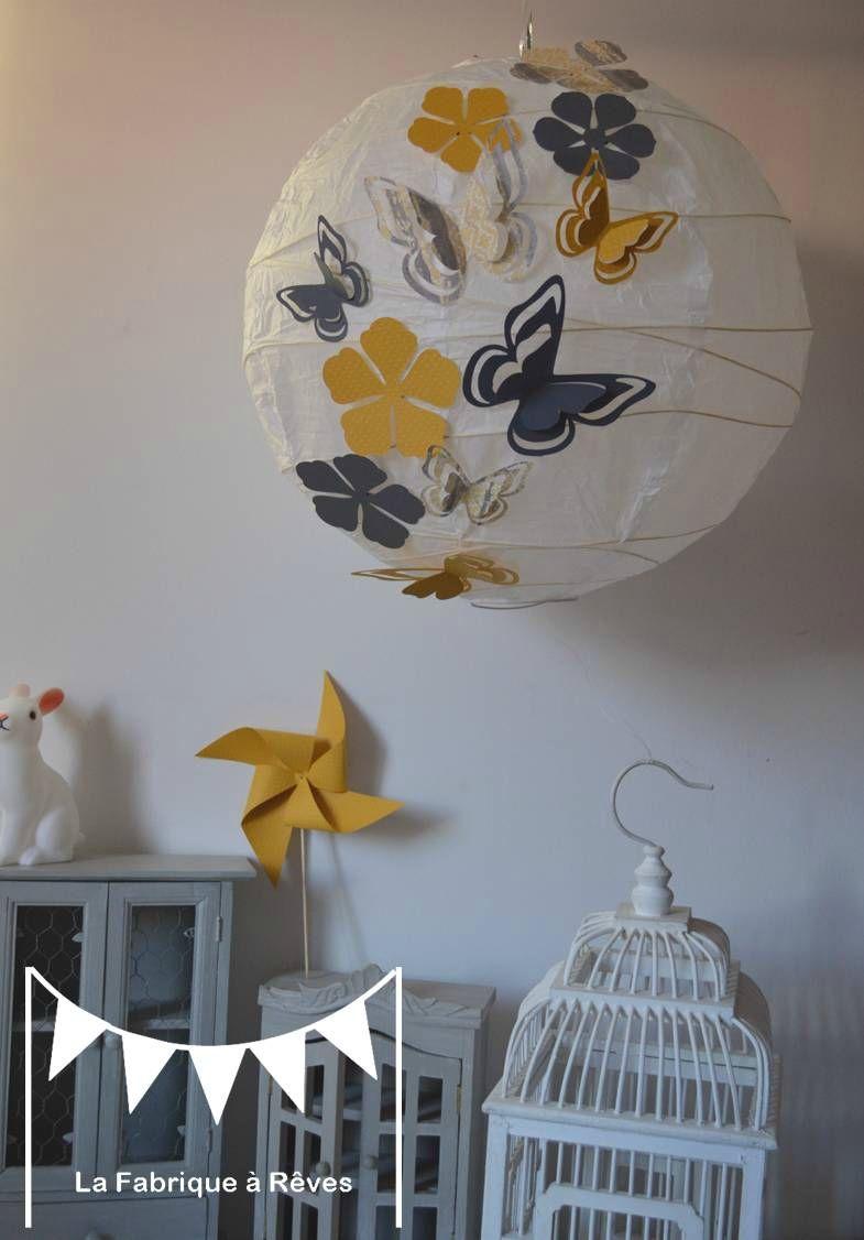 Des idées de design luminaire chambre bébé fille : décoration ...