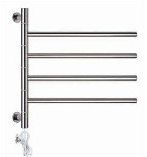 Amazon Drying Rack Swing Arm Wall Mount Circular Tube Towel Warmmer Drying Rack Amazon