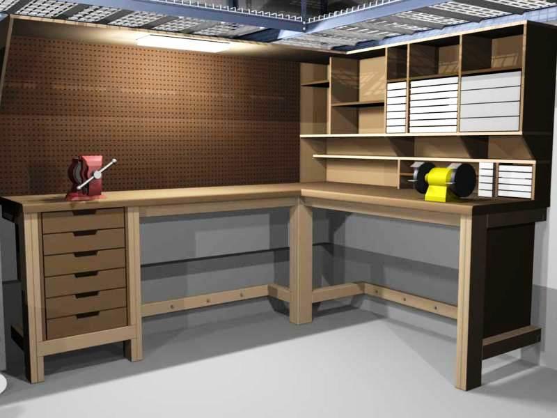 легкость, мебель в гараж своими руками фото проект когда