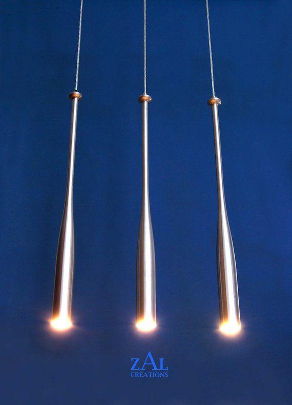 Baseball Bat Track Lighting Pendant Light In 2019