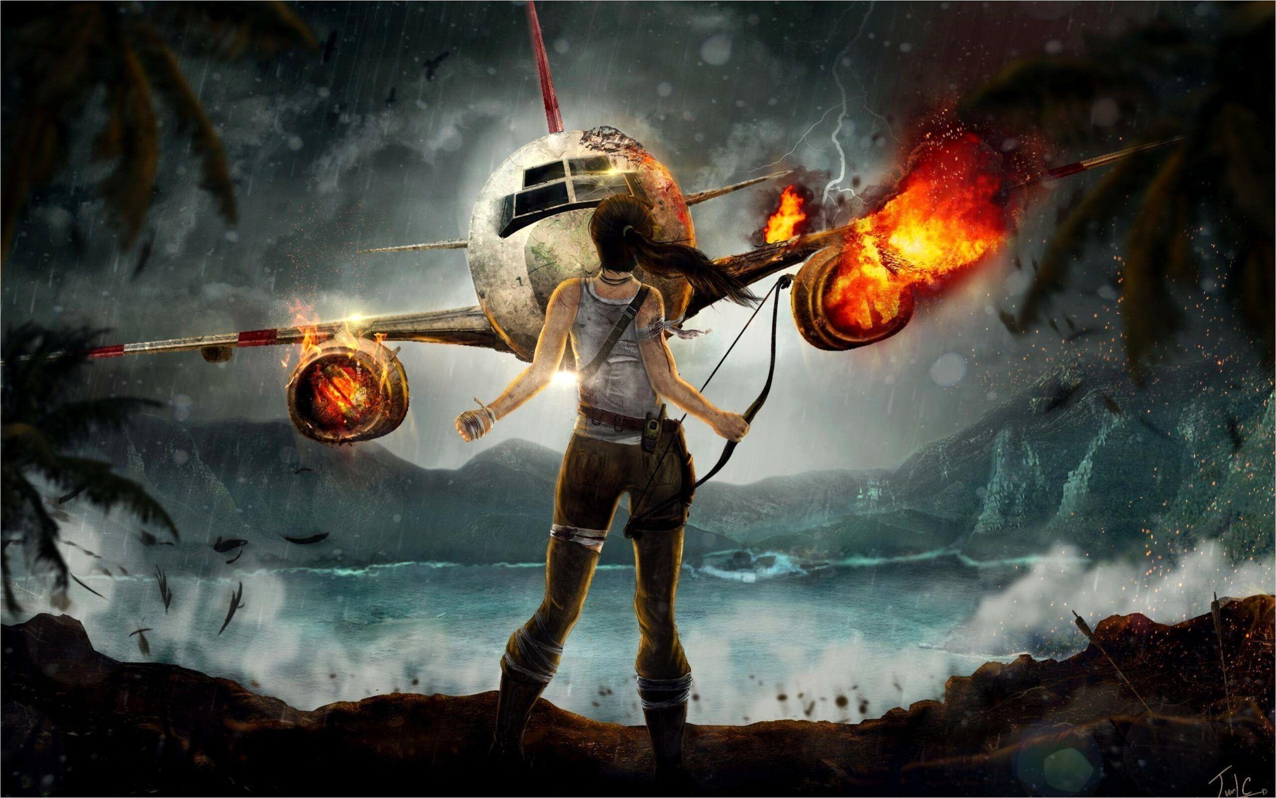 4k Wallpaper Gaming Pack In 2020 Tomb Raider Wallpaper Raiders Wallpaper Tomb Raider