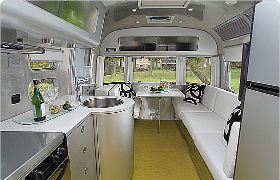 wow!  airstreams have come a long way!