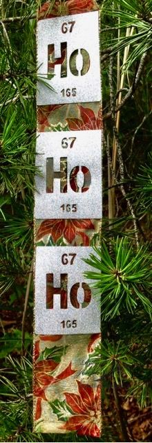Ho Ho Ho Periodic Table Of Elements Dona Nobis Pacem Leaves And