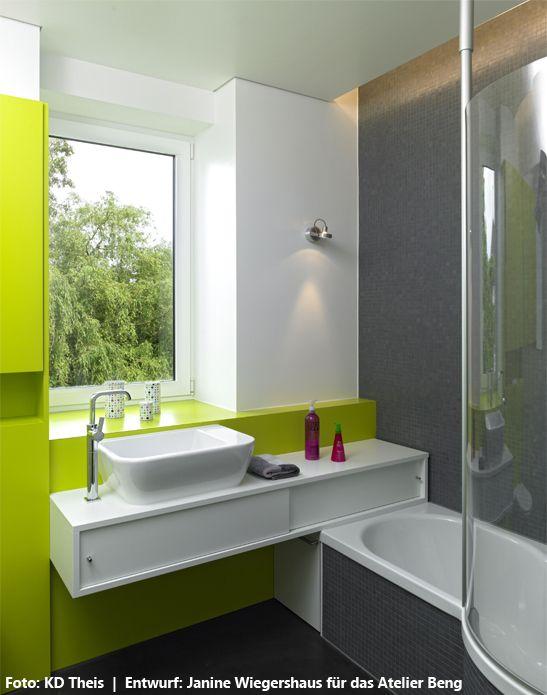 kleines bad janine wiegershaus - Google Search bath Pinterest - kleine moderne badezimmer