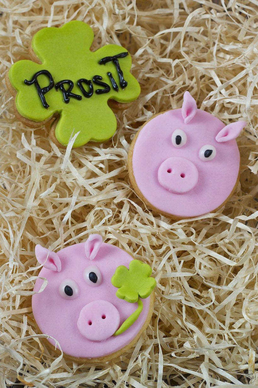 Silvester Glücksbringer selber machen - Rezepte - Sweets & Lifestyle