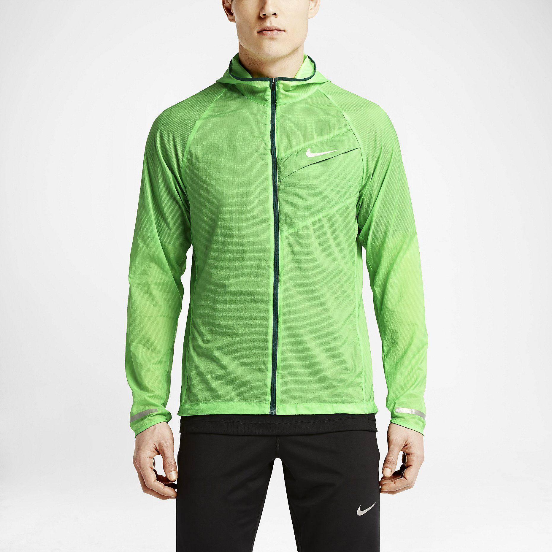758d5849d354 Nike Impossibly Light Men s Running Jacket. Nike Store
