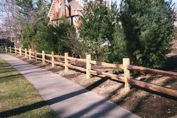 Post And Rail Fence Supplies Post And Rail Peerless
