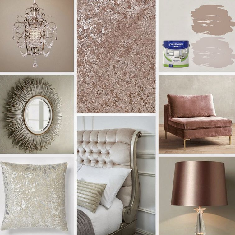 Crushed Velvet Metallic Wallpaper Rose Gold Gold Living Room Gold Wallpaper Living Room Rose Gold Bedroom Decor