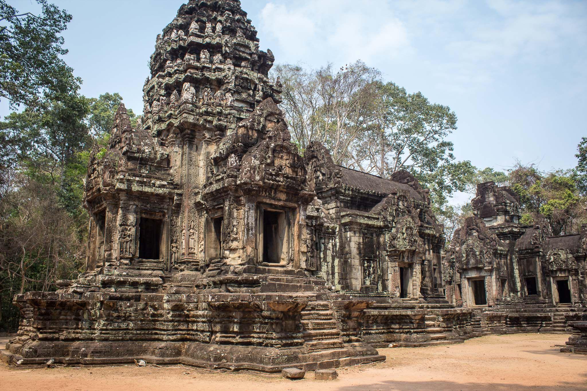 Chau Say Tevoda, angkor temples, cambodia, siem reap, visiting angkor, best temples