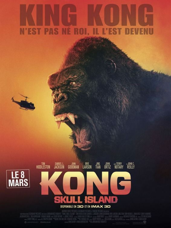 Watch Free Online Top Hollywood English Hd Movie Kong Skull Island