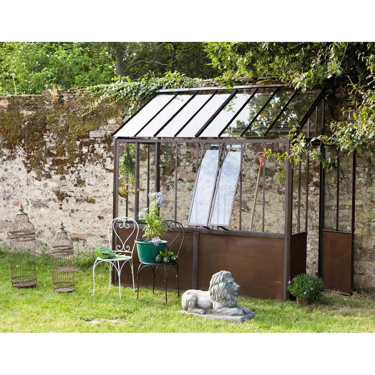Épinglé par Gladys sur Jardin | Greenhouse gardening, Garden chairs ...