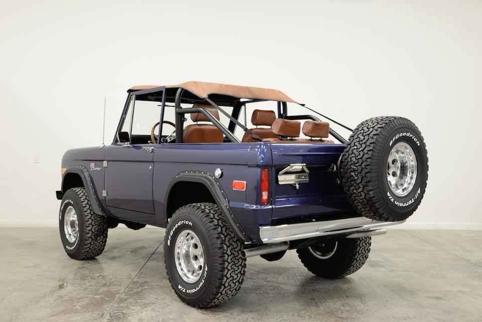 These Custom Classic Ford Broncos Are Absoltuely Insane