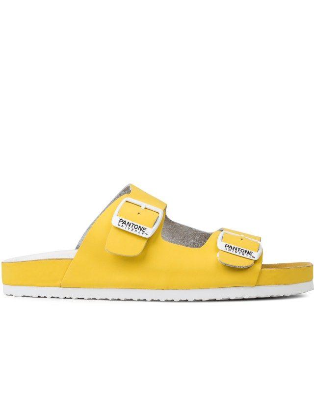 Cuir Formentera - Chaussures - Sandales Pantone 9udEnD