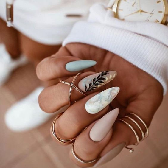 Pin By Amelie Roux On Nail Art In 2020 Manicure Perfect Nails