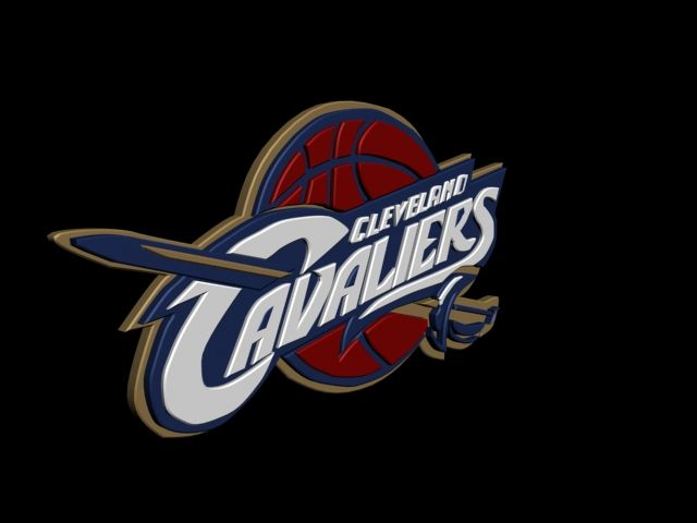 Images Of The Cleveland Cavaliers Logos 3d Logo Trace Assignment