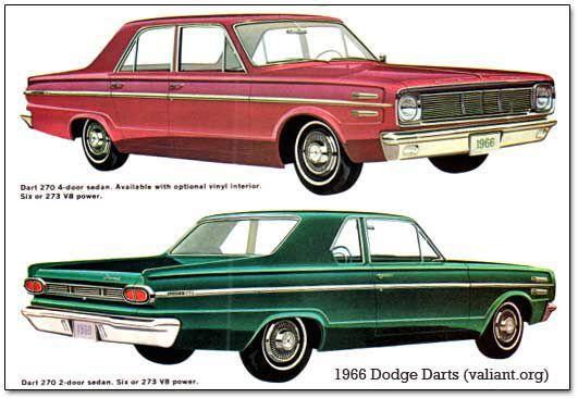 Image From Http Www Valiant Org Im2 Dodge Dart 1966 Jpg Hot