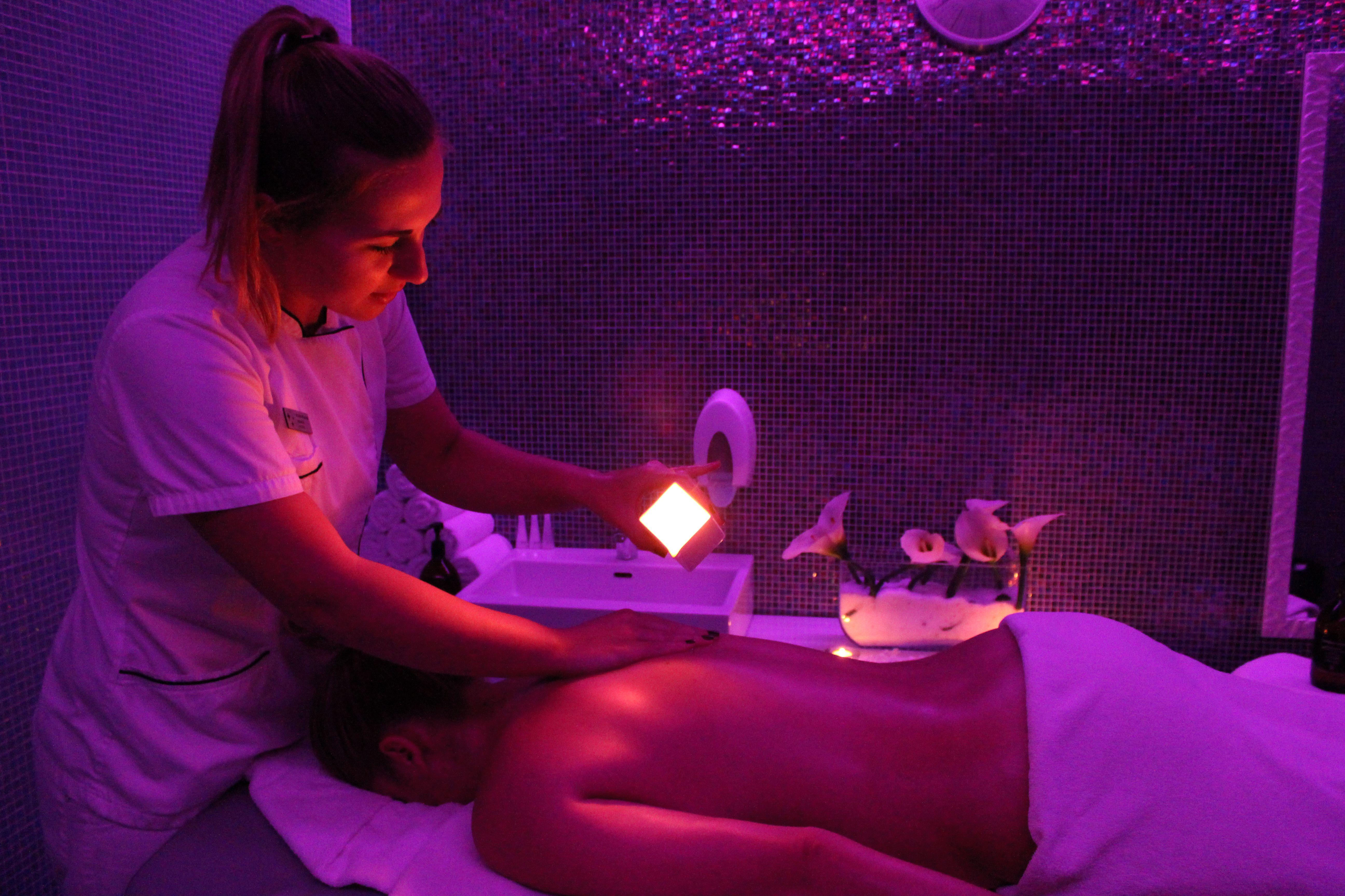 Hotel Jacuzzi Massage Enredada