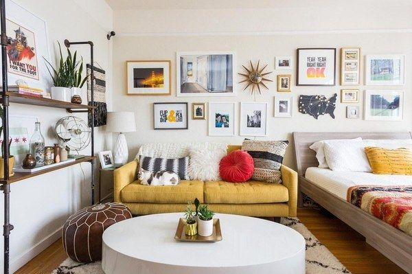 Small Space, Big Style Take a Cue From the Instagram-Worthy Home of