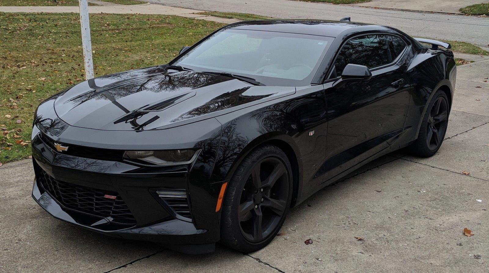 Awesome Awesome 2016 Chevrolet Camaro 2ss 2016 Chevrolet Camaro
