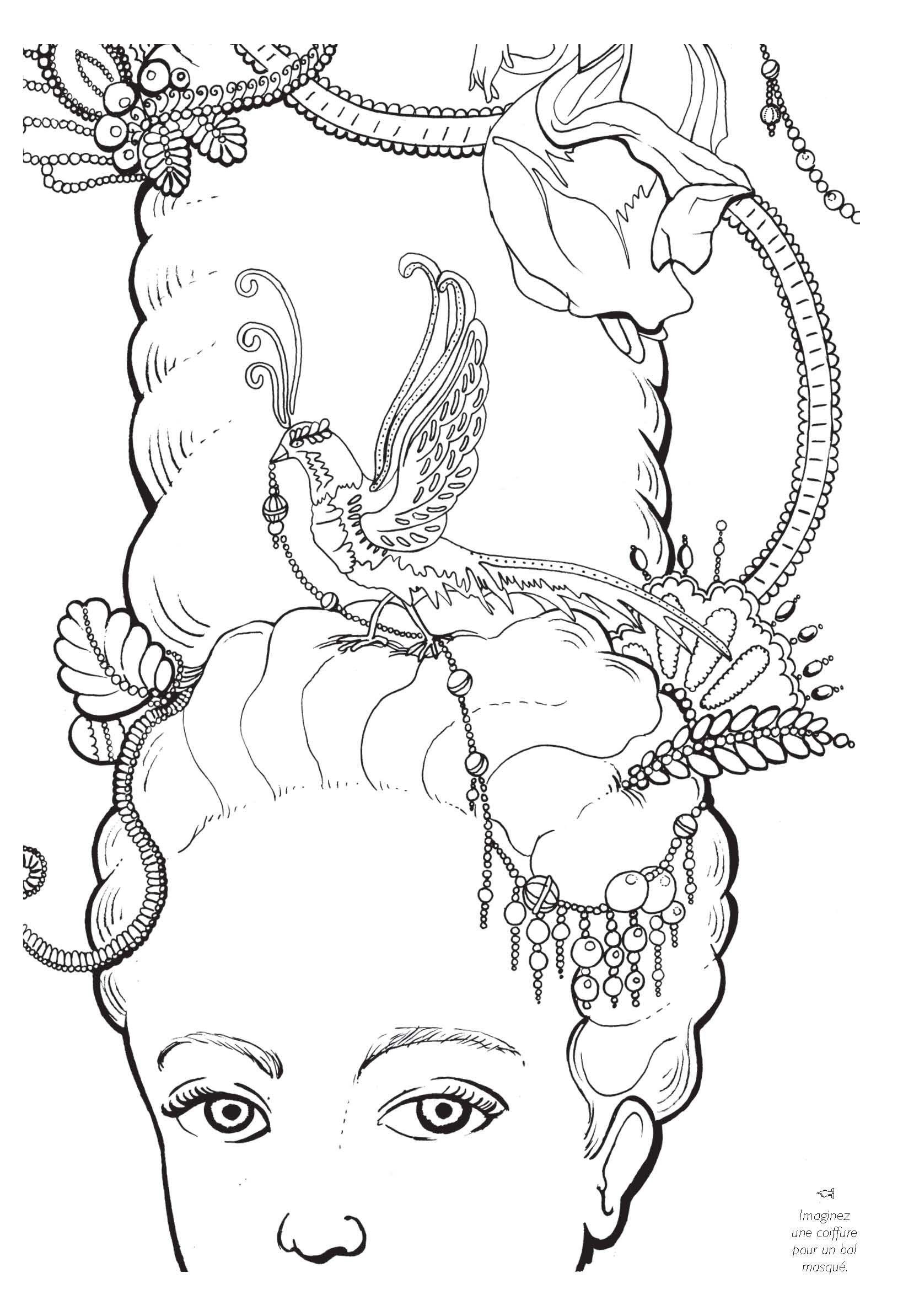 A la cour du roi : 100 coloriages anti-stress: Amazon.de: Géraldine ...