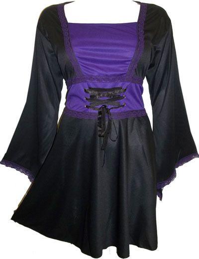 Renaissance Boho Gypsy Gothic Corset Medieval tunic/top Size  30/32 NWT #EaonPlus #GypsyBohoTopGothic #EverydayEvening