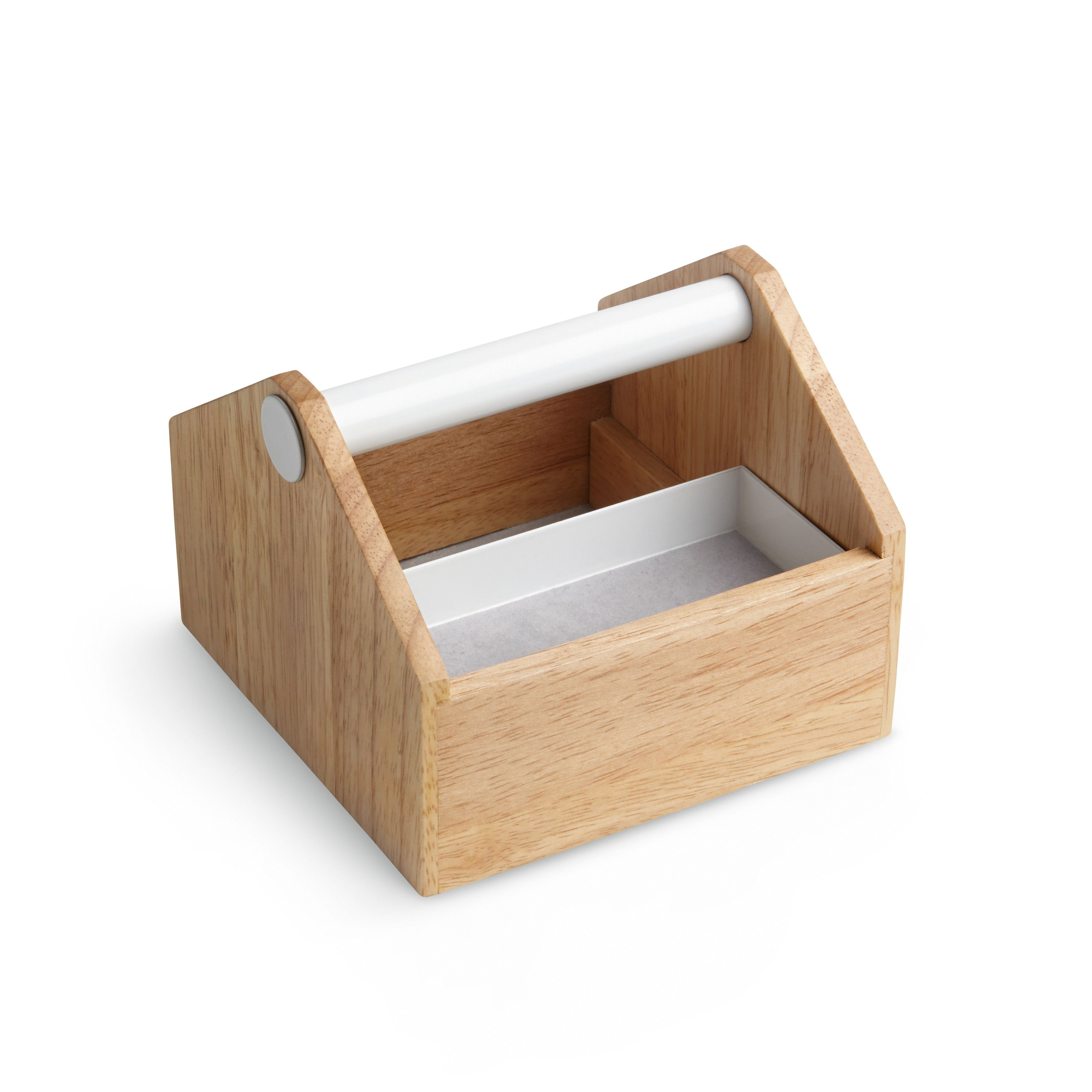 TOTO SMALL STORAGE BOX - perfect size for small items that often get lost- and great to hold nail polish or craft gear