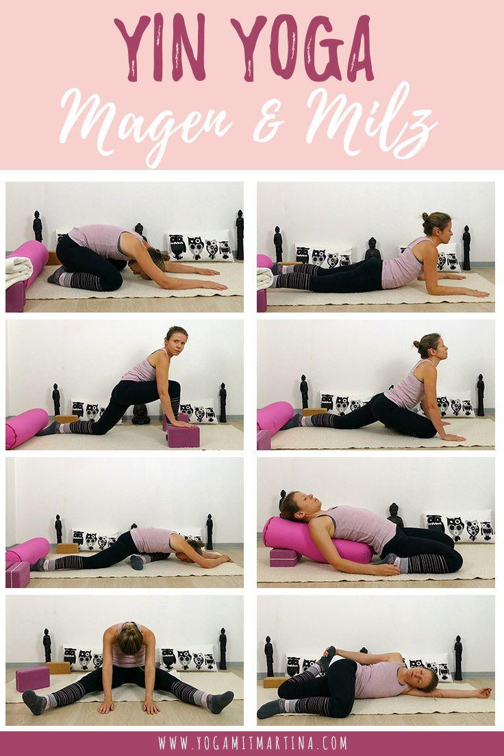 Photo of Yin Yoga Sequenz für das Element Erde – Magen und Milz – Yoga mit Martina