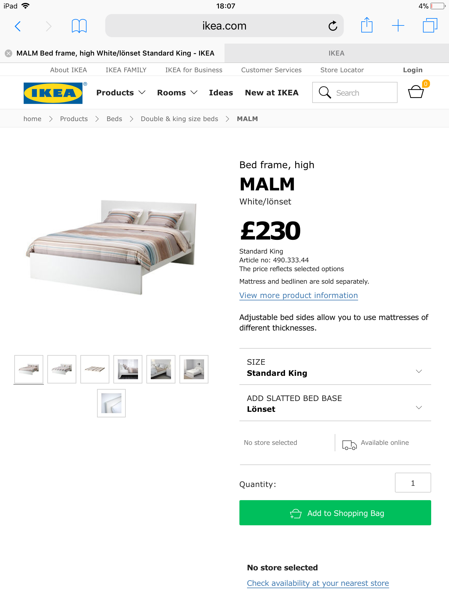Pin By Nathan Smissen On Home Malm Bed Malm Bed Frame Ikea Family