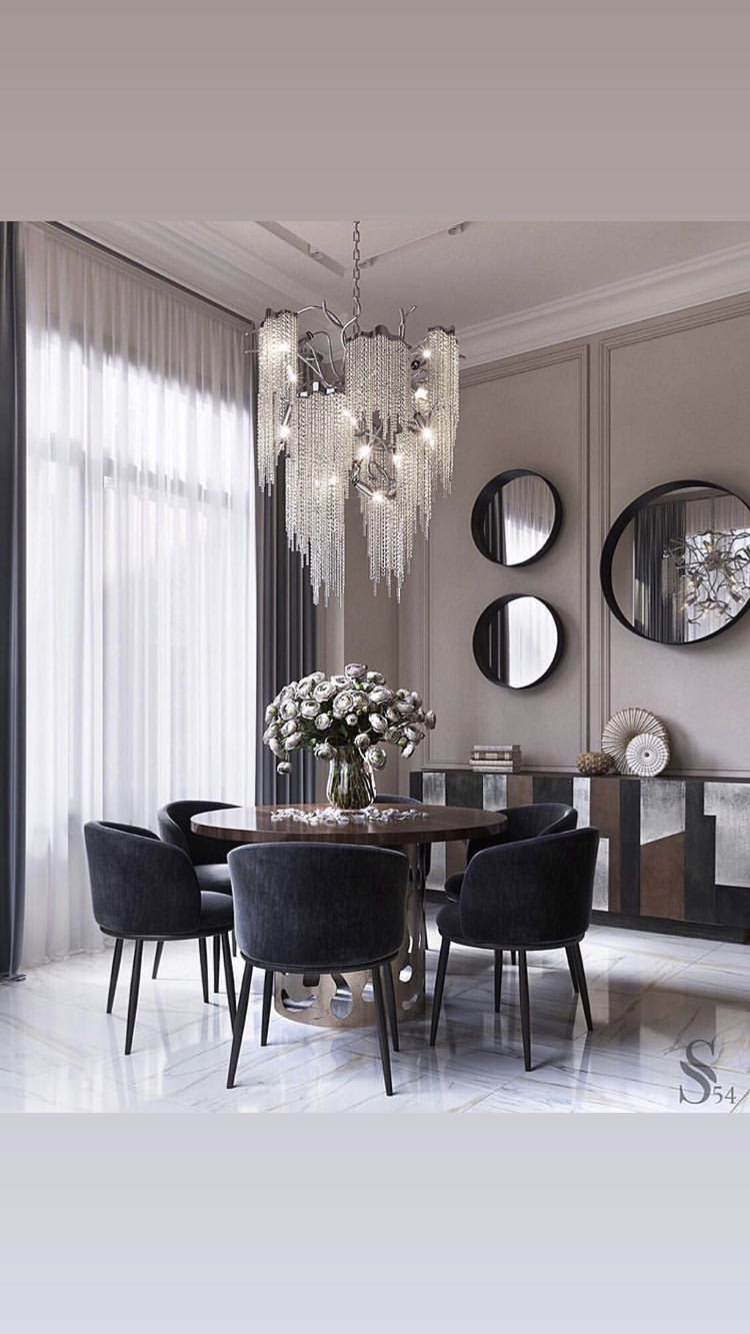 Home Style Image By Juan Polanco Luxury Dining Room Luxury Dining