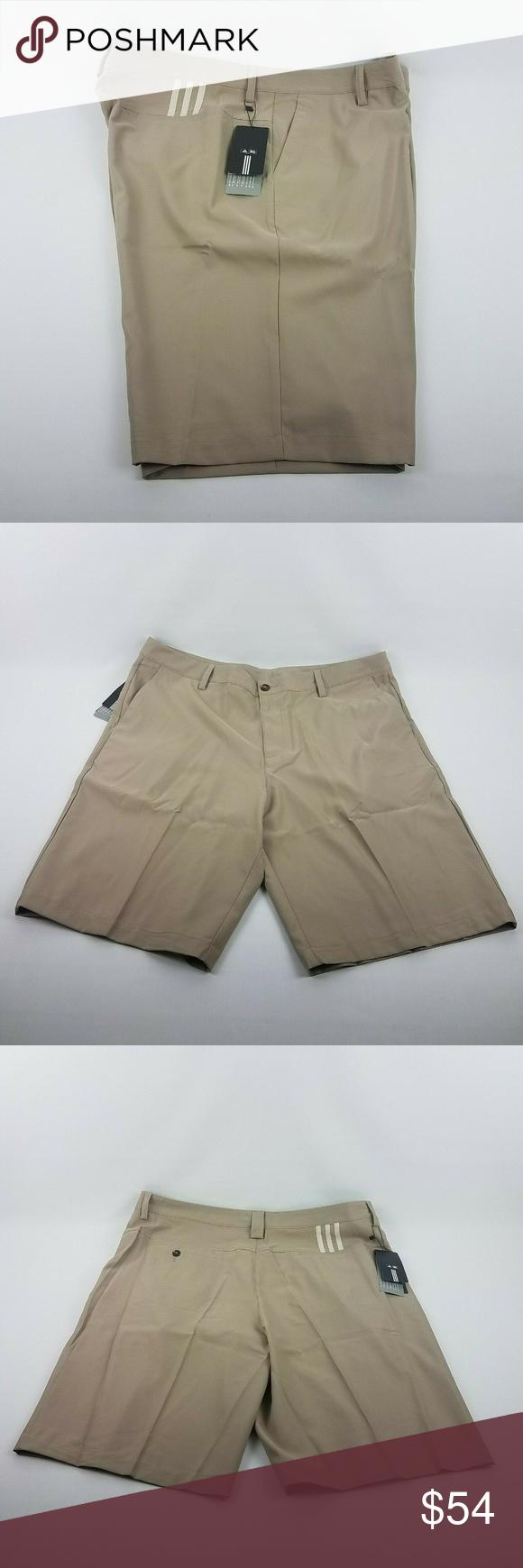 24++ Adidas golf mens climalite 3 stripes shorts info