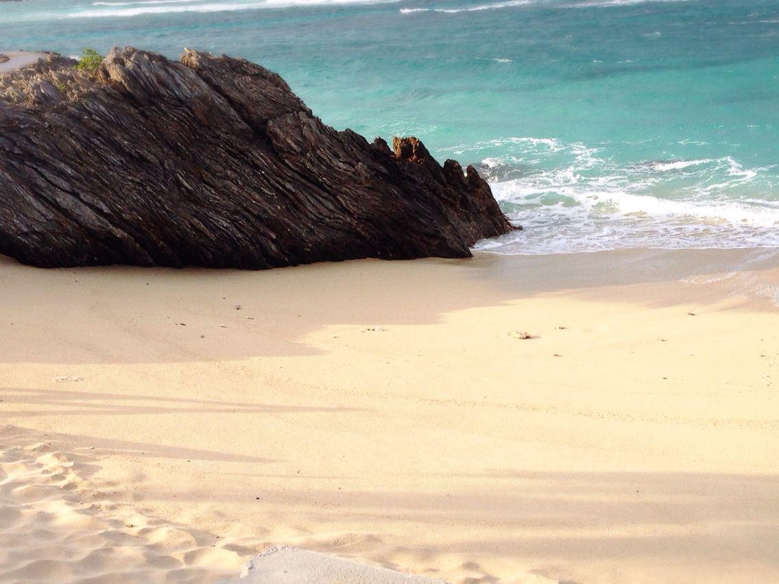 ザ・ブセナテラスのビーチ