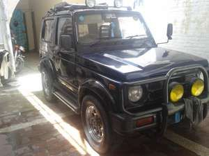 Suzuki Jimny Sierra Basegrade 1994 For Sale In Islamabad Used