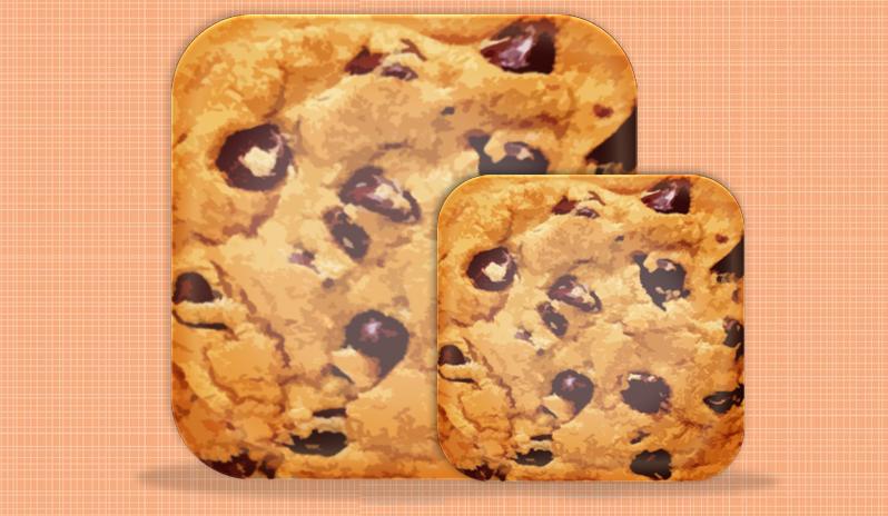 iOs Cookie Icon Web design basics, Cookies, Ios icon