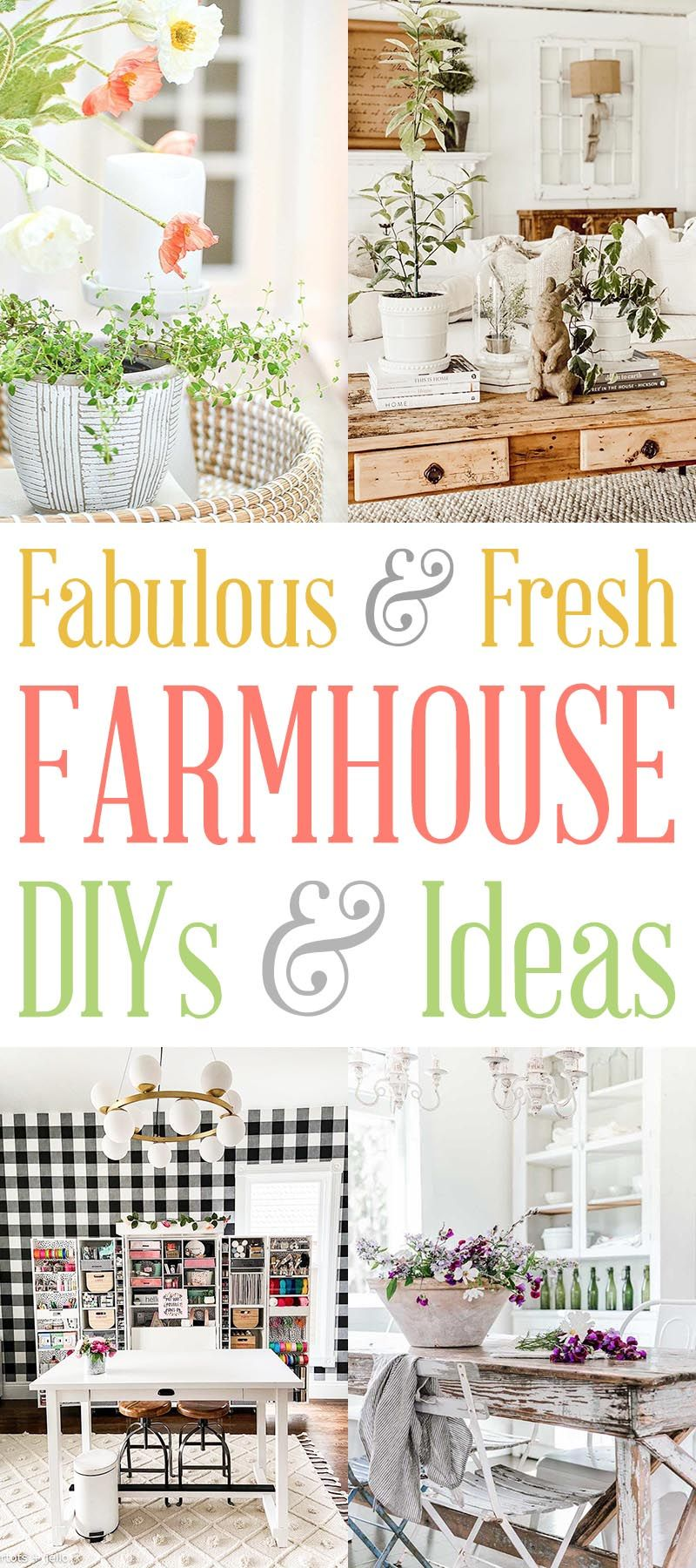 Pin on Rustic & Farmhouse Living