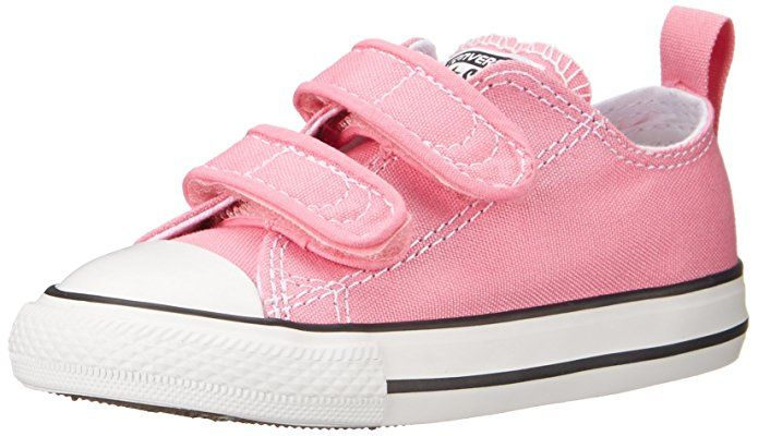e35d91f071a1 Converse Girl s Chuck Taylor All Star 2V Low Top Shoe