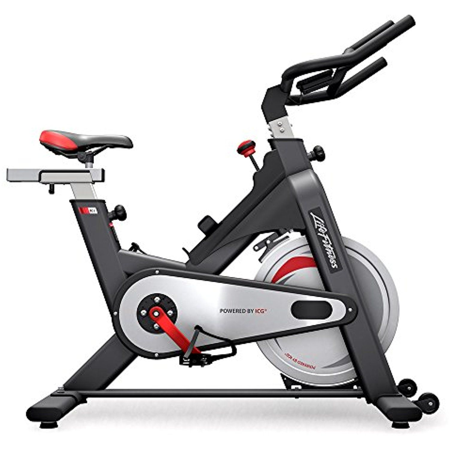 Life Fitness Ic1 Exercise Bikes Black Exercisefitness Biking Workout Exercise Bikes Indoor Bike
