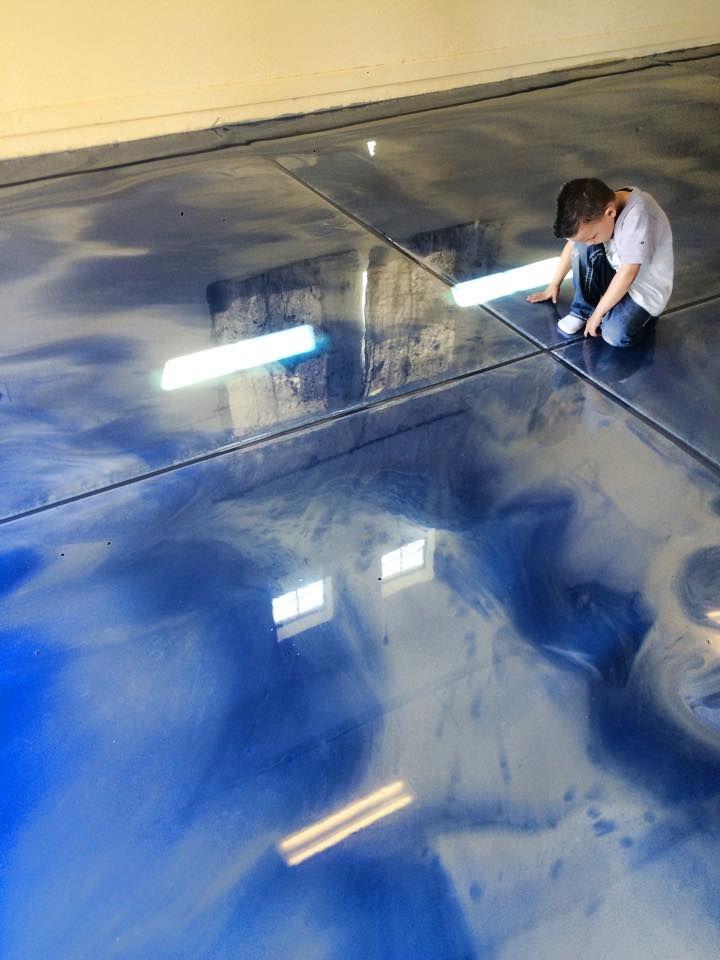Epoxy flooring contractor mesa az epoxy floor garage