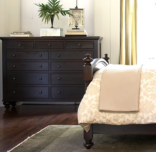 My 11 Drawer Camden Dresser From Restoration Hardware